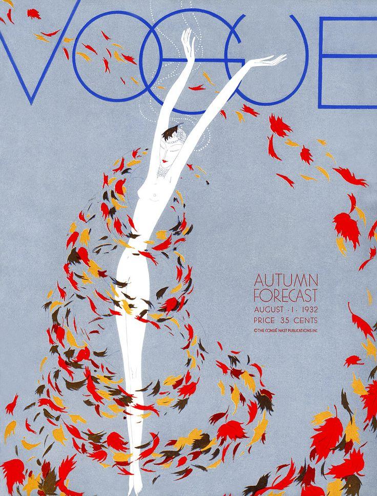 Vogue, August 1932  Photographed by William Bolen