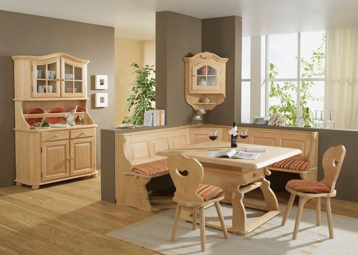 die besten 25 eckbank landhausstil ideen auf pinterest lampen landhausstil holz k chenbank. Black Bedroom Furniture Sets. Home Design Ideas