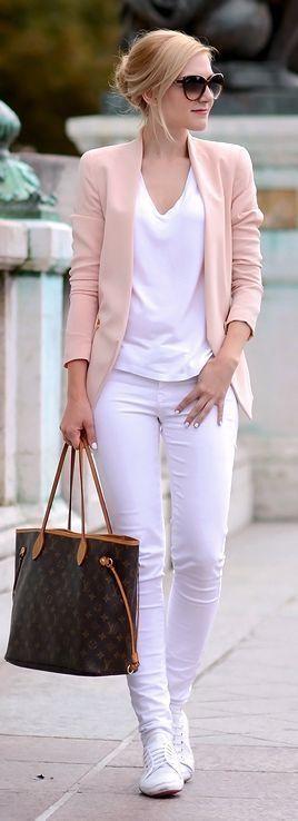Pastel Blazers For Women (26)