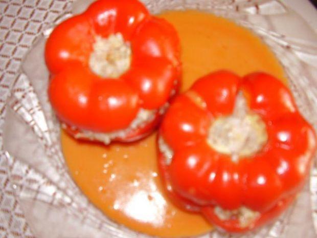Kuchenne Smaki i Aromaty: Zapraszam na paprykę