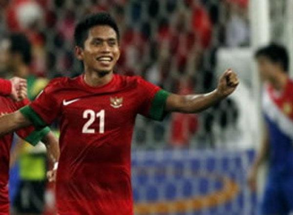 Gol Cantik Andik Vermansyah  , Gol cantik tendangan bebas yang memukau seluruh supporter TiM Garuda melawan Singapura.