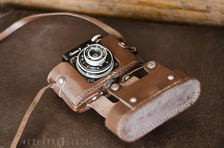 old camera by kofaragozsuzsiphotos