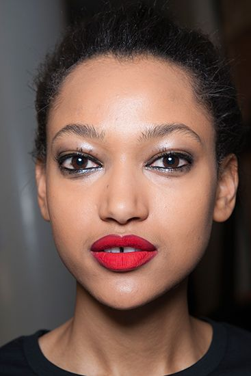 The Gap Years, coupled with stunning Red lips is definitely a beauty look worth talking about.