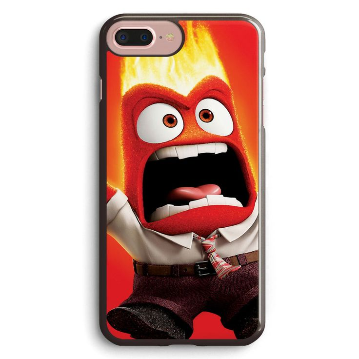 Inside out Anger Apple iPhone 7 Plus Case Cover ISVA986