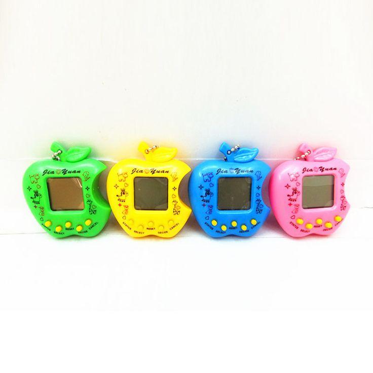 1 개 Brinquedos Bebes Meninos 전자 애완 동물 게임 기계 Tamagochi 168