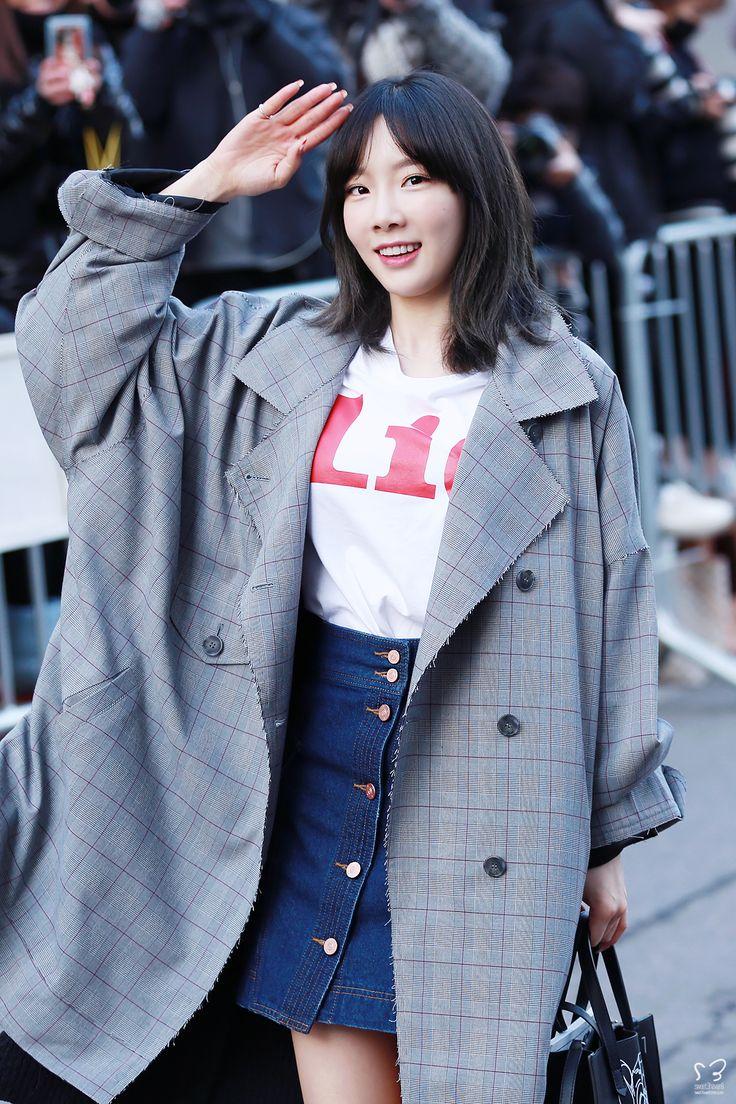 Snsd Taeyeon Fashion Style Snsd Airport Fashion Pinterest Snsd Snsd Airport Fashion And