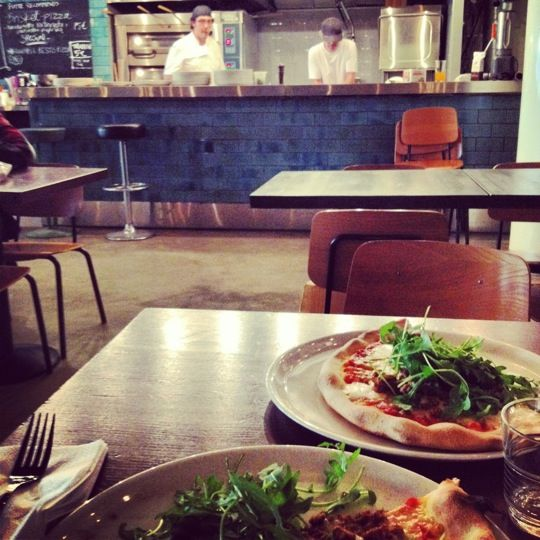 Putte's, which is notable for its affordable food and lively atmosphere, makes a great lunch spot.