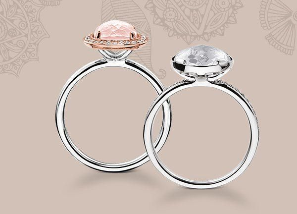 Details and Diamonds. Discover the THOMAS SABO Fine Jewellery Collection here: http://thomassa.bo/TS-Fine-Jewellery