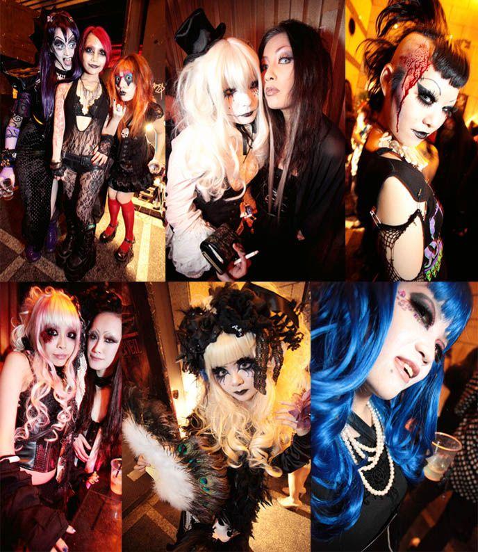 dj taiki, club neo osaka, black veil goth party, BLACK VEIL OSAKA, DJ TAIKI'S GOTH CLUB NIGHT. KOZI OF MALICE MIZER, EBM music in japan, FUKI OF BLOOD, DARK MARCHEN AT GOTHIC CYBER INDUSTRIAL nightclub. Territory occult store, cute Lolitas Japan, cosplayers, Japanese Rave, qhoto photographer nightlife