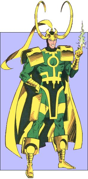 Loki in the Marvel Comics is based on the Norse god of mischief #jester #archetype #brandpersonality