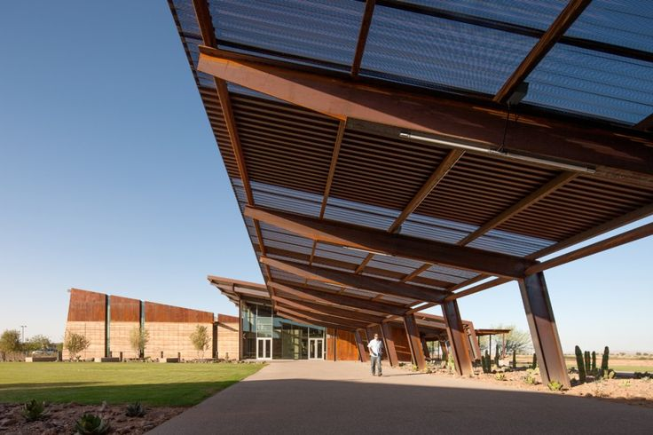Central Arizona College / SmithGroupJJR © Bill Timmerman