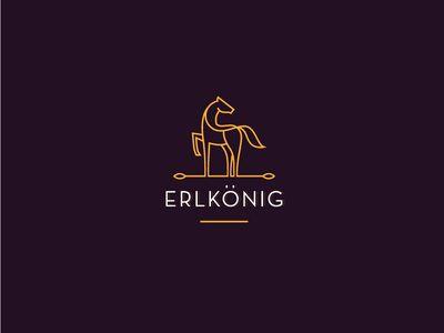 Horse for Erlkonig coffee shop