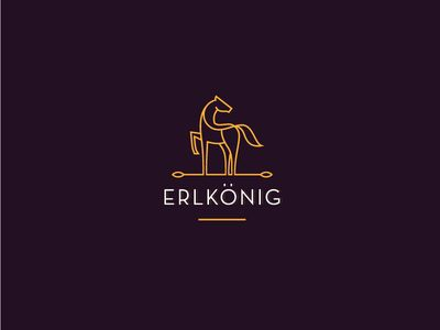 Horse for Erlkonig coffee shop