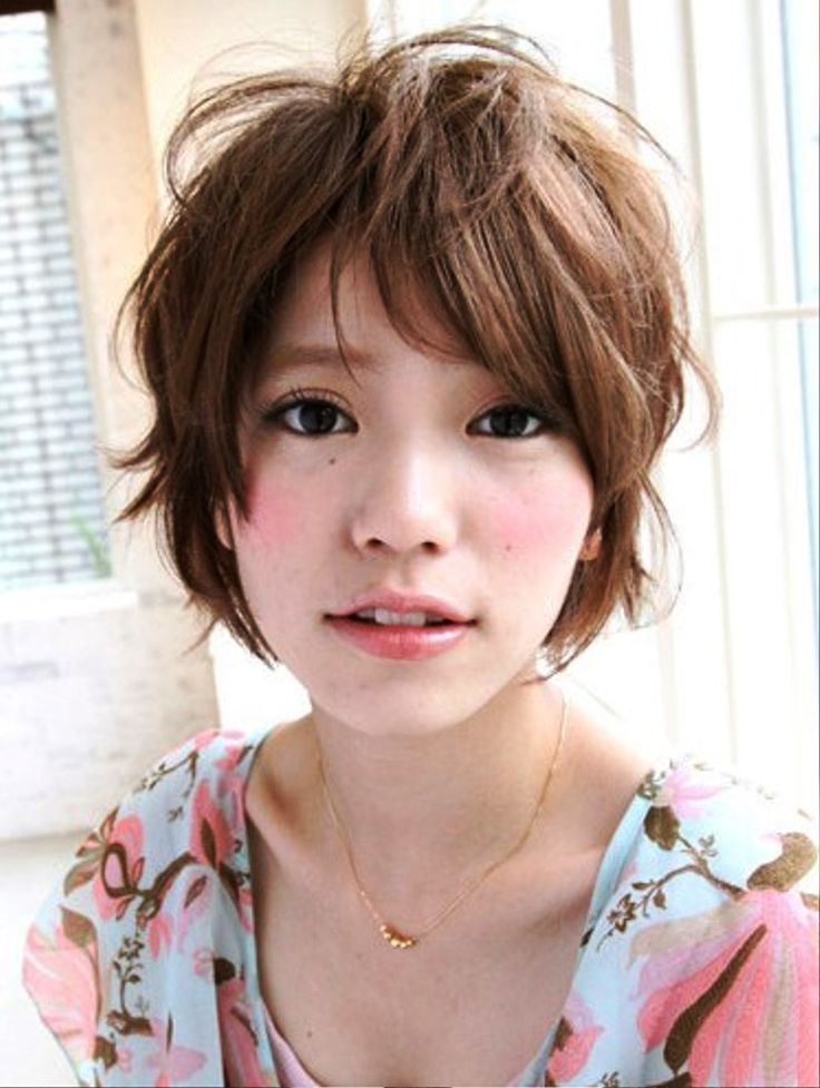 2013 Short Japanese Hairstyle | Japanese hairstyle