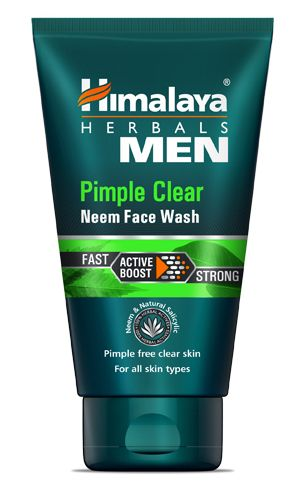 """Why Do Men Get Pimples? Are you peering in the mirror at your pimples asking, """"Why Me?"""" Here are some reasons why men get pimples: 1.You shave, which makes your pores bigger and prone to painful pimples. 2.You travel, but with much less skin protection.  3.You use pimple care products meant for women. Look for a soap-free herbal formulation, specifically made for men, with natural ingredients which can penetrate into your skin stronger and faster."""