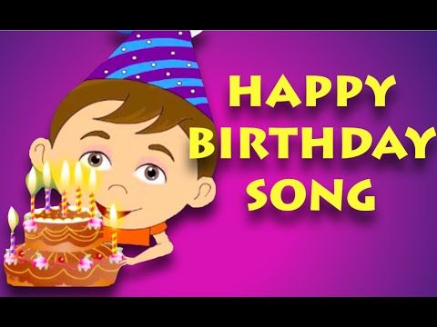 17 Best ideas about Happy Birthday Rhymes – Youtube Happy Birthday Greetings
