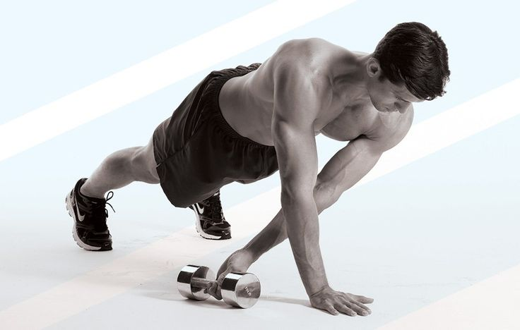 Strengthen your shoulders, back, core, and lower body with this fast routine
