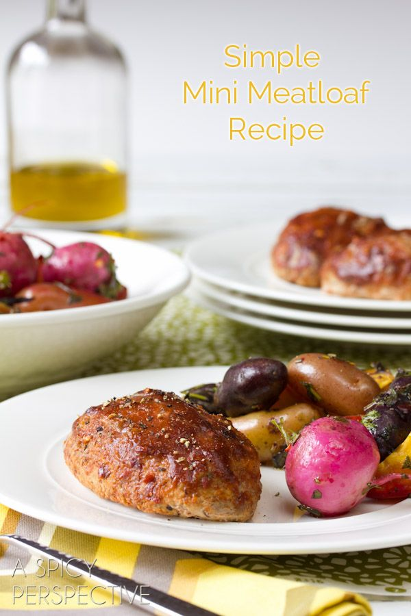 Best Meatloaf Recipe... ever! | ASpicyPerspective.com #meatloaf #recipe #dinner