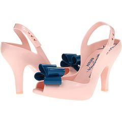 I love Vivienne Westwood shoes! They remind me of Barbie shoes! :)