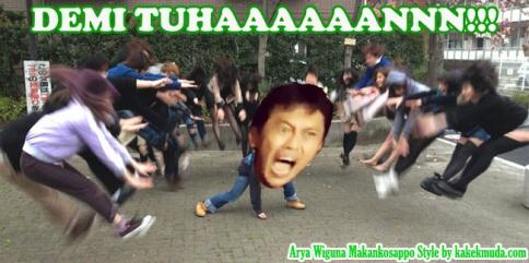 Arya Wiguna Makankosappo Style