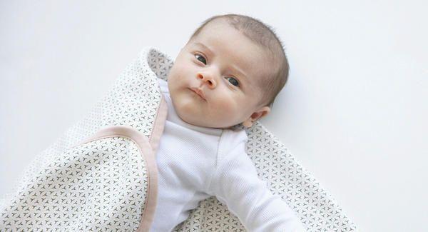 C mo envolver a tu beb reci n nacido newborn babies - Adornos para bebe recien nacido ...