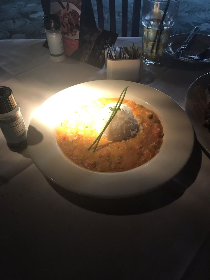 [I Ate] Landrys crawfish etouffee #recipes #food #cooking #delicious #foodie #foodrecipes #cook #recipe #health
