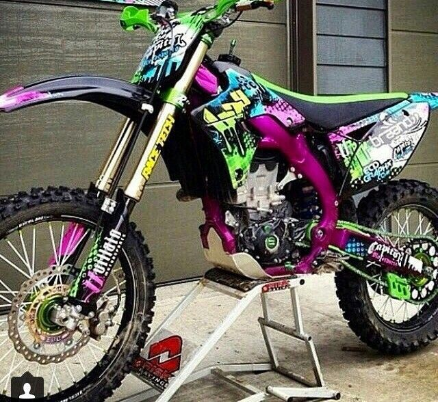 Love this dirt bike. Pinterest: pearlxoxoxo