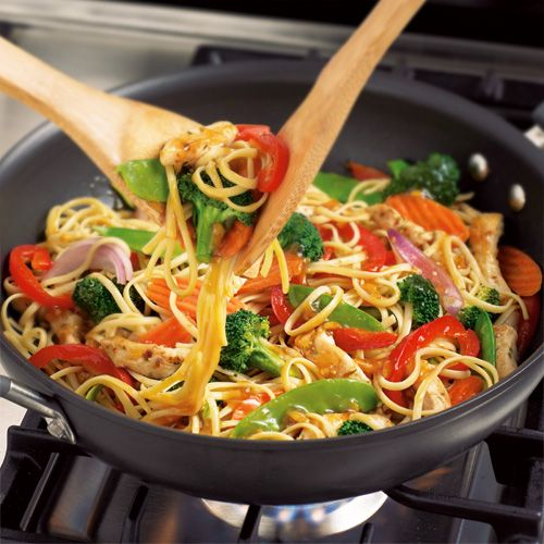 Chicken & Noodle Stir-Fry - The Pampered Chef®