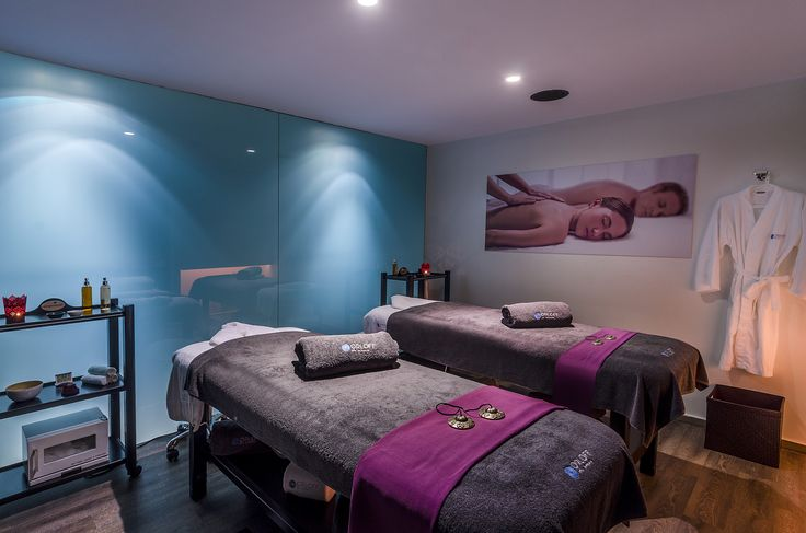 our couple spa suite is ideal for a romantic spa time for two, a celebration or a bachelorette party