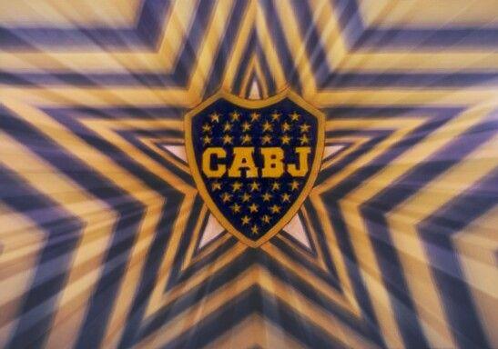 Boca Juniors logo efecto digital by carlossimio.deviantart.com on @DeviantArt