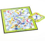 Board Approval: 7 Classic Board Games for Kids: Chutes and Ladders (via Parents.com)