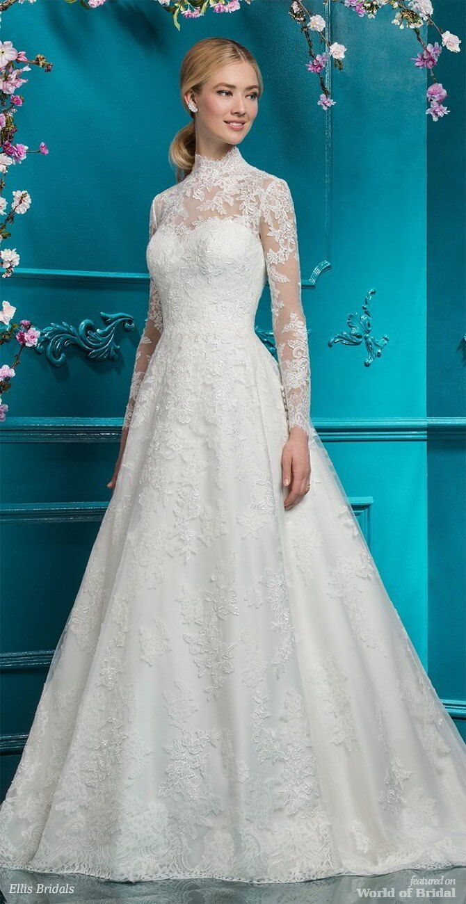 Unique Sarah Wedding Dress Composition - All Wedding Dresses ...