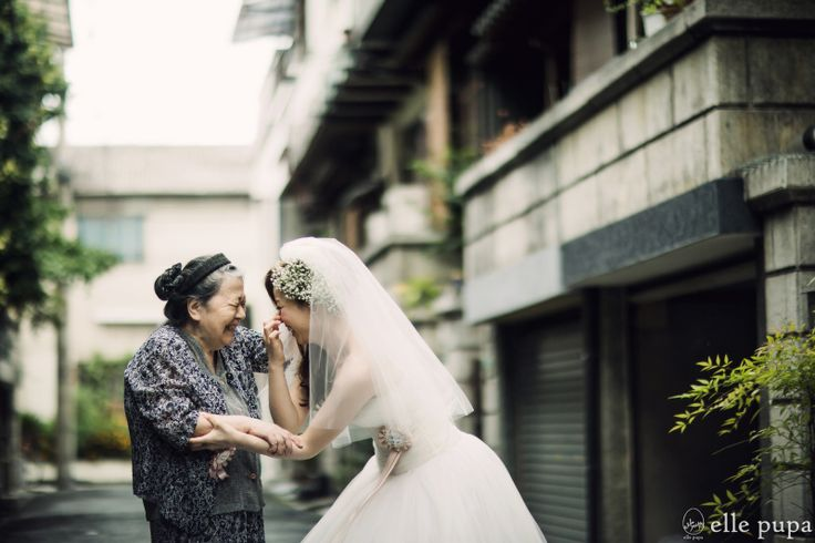 おばあちゃん大好き* |*ウェディングフォト elle pupa blog*|Ameba (アメーバ)