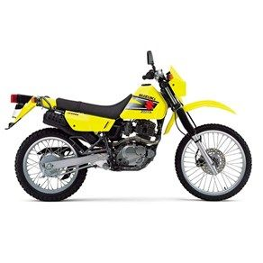 Moto Suzuki DR-200