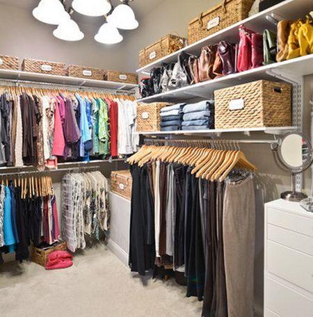 43 Highly Organized Closet Ideas Dream Closets Walk In