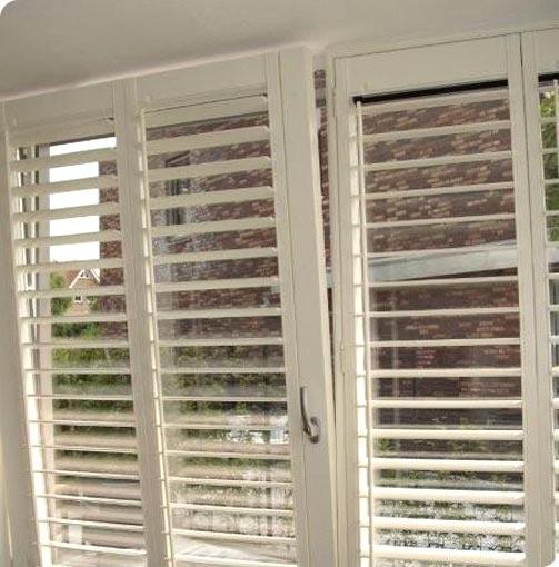 Built In Window Treatment For Tilt Turn Windows