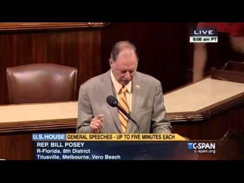 ▶ Bombshell Dropped By Pro-Vaccination Rep. Bill Posey, A Warning To California, A Must Watch - YouTube