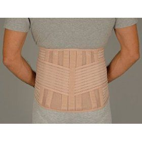 Therall Premium Arthritis Back Support - Large by BSN. $35.16. Ideal for arthritis, lower back pain and discomfort, overuse or repetitive use injuries and muscle strains.. This elastic back support provides light compression for comfortable support.. Contains unique ceramic fibers that retain heat and slowly reflect it back into the lower back and surrounding tissues.. The result is soothing relief and therapeutic heat penetrated deep into the aching back, muscles and surround...