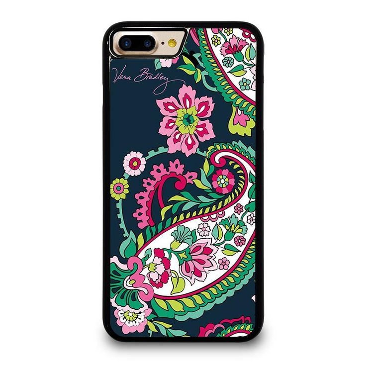 VERA BRADLEY PETAL PASILEY iPhone 4/4S 5/5S 5C 6/6S 6/6S 7/7S Plus SE