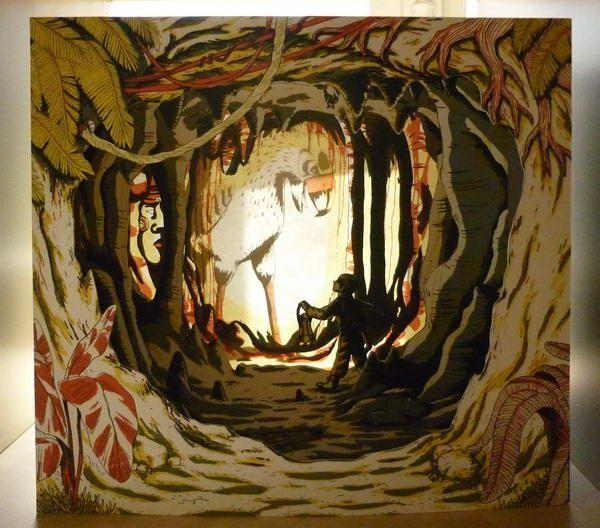 35 Best Paper Diorama Examples Images On Pinterest Diorama