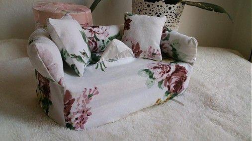Wesega / Dekoračný obal na papierové-veľké ruže