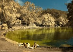 Winong lake, Gunung Kidul.