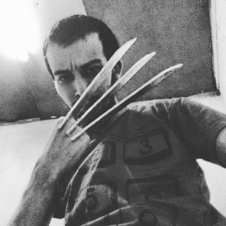 Wolverine Claws ... Newolverine 😡 #wolverine #logan #Xmen #xmenthelaststand #claws #newolverine