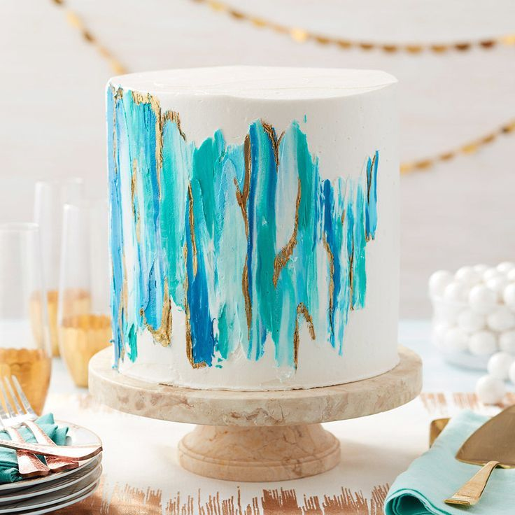 Edible Cake Paint In 2019