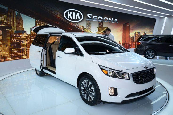 2017 KIA Sedona; Specification design http://pistoncars.com/2017-kia-sedona-specification-463