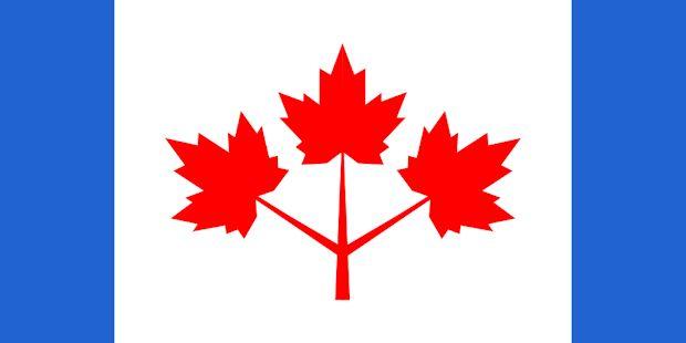 design drapeaux canadiens rejetes 1   11 drapeaux canadiens rejetés   photo image fail drapeau canada