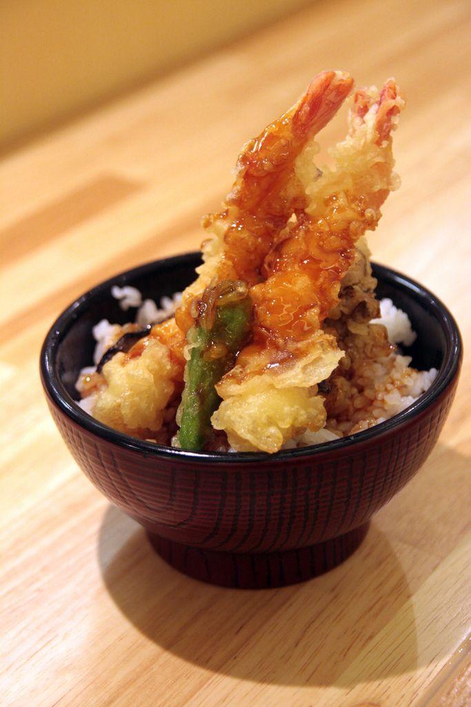 天丼 Ten-don