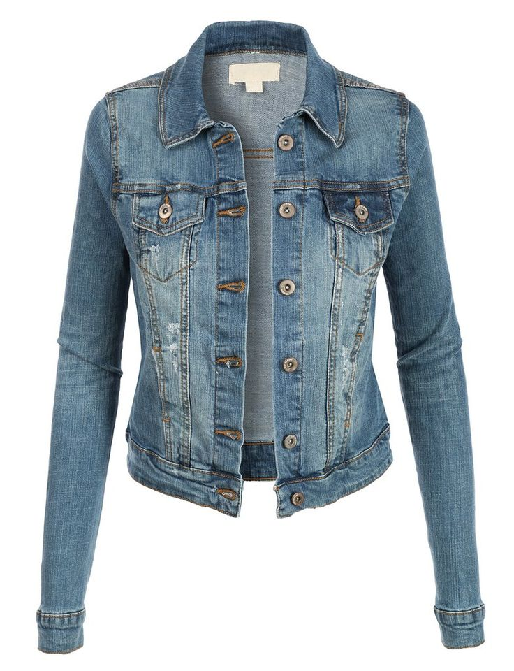 17 Best ideas about Long Denim Jacket on Pinterest | Fasion, Denim ...