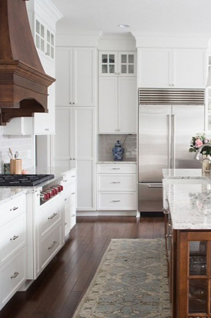 45 Modern Kitchen Design Ideas That Use Unconventional Geometry New 2019 Page 16 Of 45 Clear Crochet Farmhouse Kitchen Design Modern Kitchen Design White Farmhouse Kitchens
