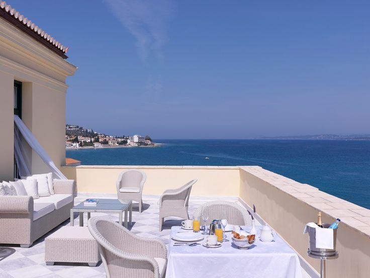 Poseidonion Grand Hotel - Spetses, Greece ... | Luxury Accommodations